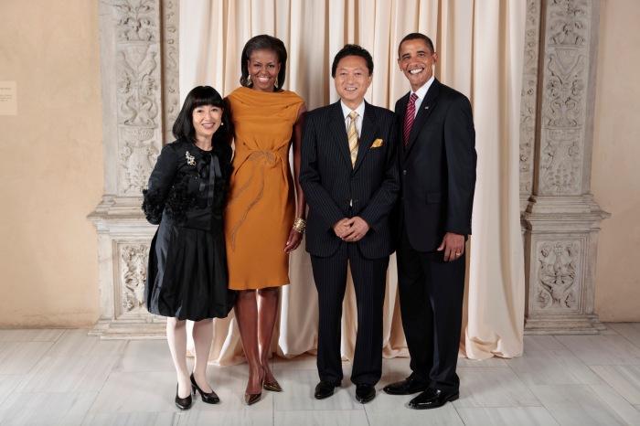 miyuki_hatoyama_michelle_obama_yukio_hatoyama_and_barack_obama_20090923